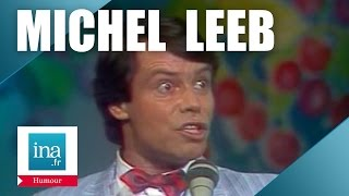 """Michel Leeb """"L'Africain""""   Archive INA"""