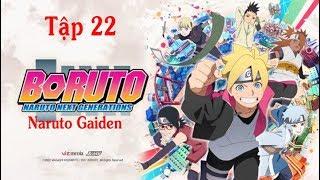 Buruto Tập  22 Những Cảm Xúc Được Kết Nối (Truyện tranh_ Naruto Gaiden)