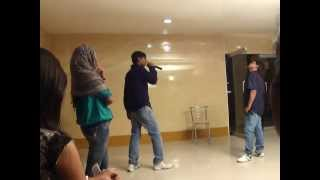 Gupta in Bommarillu Climax Scene parody
