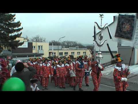 Karnevalsumzug Bonn Schweinheim 2012