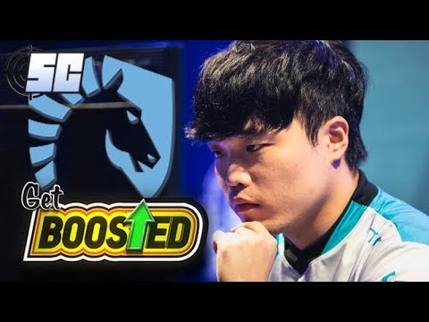 Impact Inks With Team Liquid, Joins Former Immortals Members | Get Boosted  highlight | LoL esports