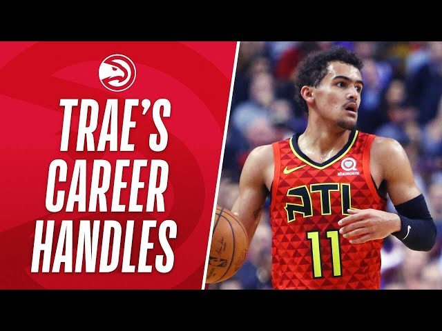 👀 Trae Young's Best HANDLES Throughout His Career So Far!