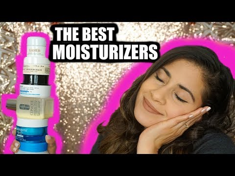 The Best Moisturizers For Dry Skin