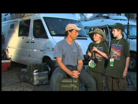Mike Rowe Interview with Scouts