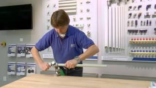 Сварочное оборудование Wavin Ekoplastik(Ознакомительное видео руководство по технологии сварки труб Wavin Ekoplastik с помощью сварочного оборудования..., 2015-09-23T14:33:43.000Z)