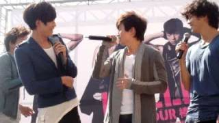 2010-10-31LOLLIPOP F 棒棒堂 嘉義新光三越-阿緯清唱最佳男配角