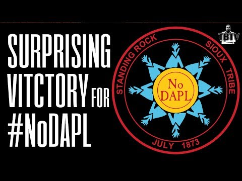 """Major Victory"" for #NoDAPL and Standing Rock Sioux Tribe"