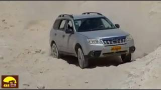 Subaru forester off road
