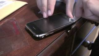 BEST Anti-Gare/Fingerprint screen protecter for iPhone 3G/3GS