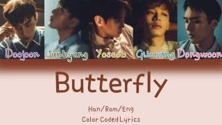 Video BEAST - Butterfly [HAN|ROM|ENG Color Coded Lyrics] download MP3, 3GP, MP4, WEBM, AVI, FLV Juli 2018