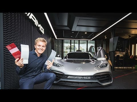 MEIN AMG PROJECT ONE!! – KONFIGURATION | NICO ROSBERG | VLOG