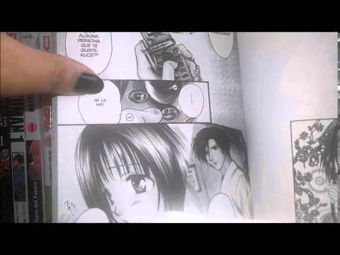 Alice 19th Tomo 1 en español de Panini Manga