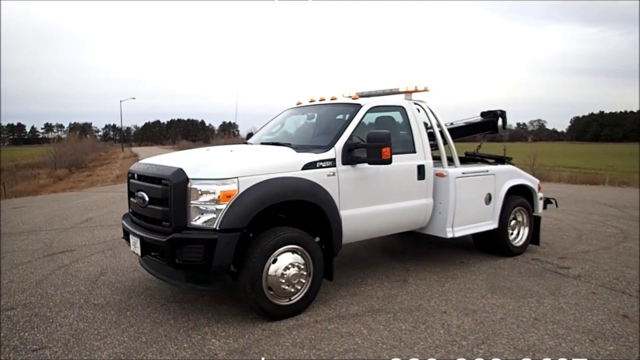 ford f450 super duty 4x4 century tow truck wrecker for sale by carco youtube. Black Bedroom Furniture Sets. Home Design Ideas