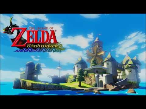 Relaxing Wind Waker Music - 30 Minutes