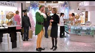 Elf (2003). Buddy goes to the mall