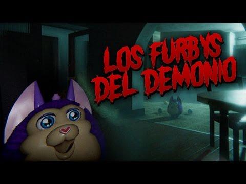 los-furbys-del-demonio- -tattletail