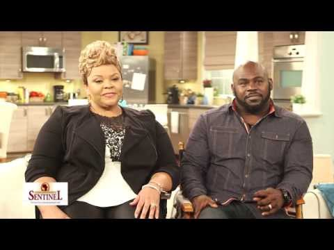 """Tamela and David Mann talk about new show """"Mann and Wife"""""""