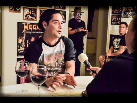 CHRIS PEREZ (Part 3 of 3) on Robbs MetalWorks 2016