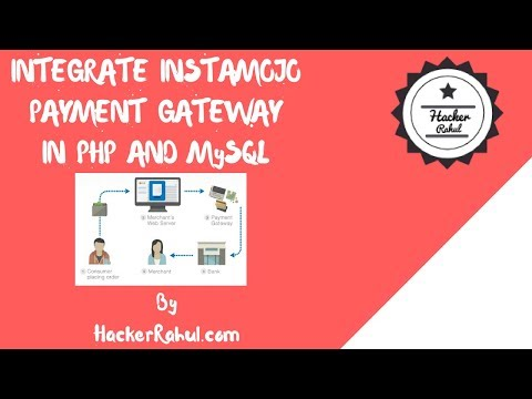 Integrate instamojo Payment gateway in PHP and MySQl - HackerRahul