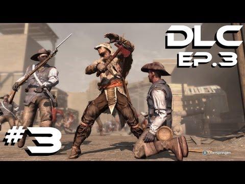 AC3 DLC - Die Tyrannei von König George Washington - Episode 3: Die Vergeltung Part 3 [HD]