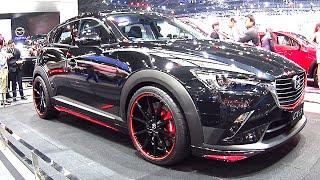 видео Mazda CX-3 2016 - 2017: характеристики