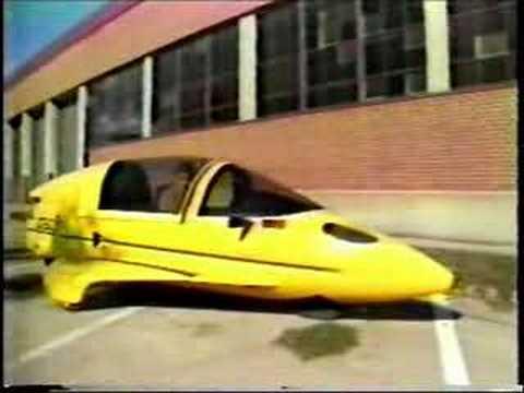 "The ""Litestar"" Autocycle - 1984"