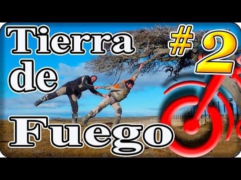 Ushuaia en moto. La Circunvalación del Cono Sur. Tierra del fuego (2/5)