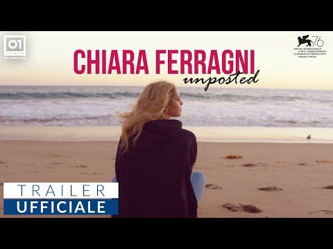 CHIARA FERRAGNI - UNPOSTED (2019) - Trailer ufficiale HD