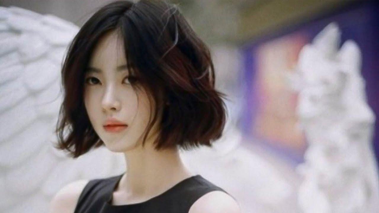 Bới tóc cho cô dâu tóc ngắn [ TRANG SUN ACADEMY ]