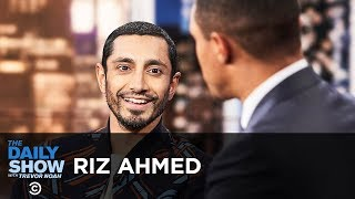 "Riz Ahmed - The Timeliness of ""Venom"" & Creating Defiant Music 