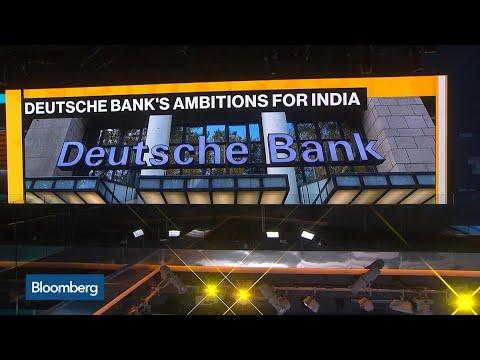 Why Deutsche Bank Is Hiring In India
