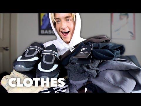 So Many New Clothes.