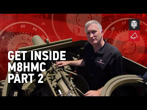 Download Inside The Chieftain's Hatch: 75 mm Howitzer Motor Carriage M8 (M8HMC) Pt.2 - World of Tanks