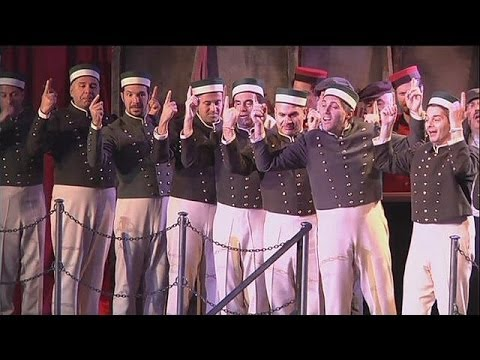 High notes in Athens as Greece's National Opera defies financial crisis - le mag