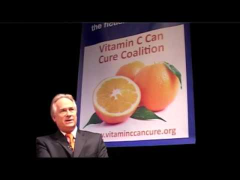 Dr Thomas Levy: Vitamin C & The Great Supression