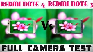 REDMI NOTE 4 Vs REDMI NOTE 3 CAMERA COMPARISON | Lets check who is winner??