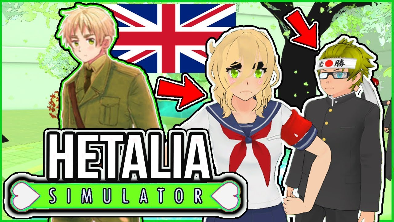 Hetalia dating game fanfiction