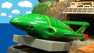 Thunderbirds Tracy Island & Rescue Pack - Matchbox Toys