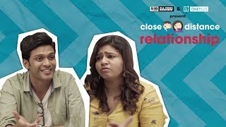 AIB : Close Distance Relationships