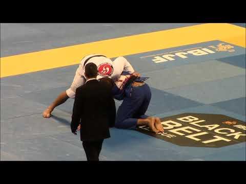 Black Belt HIGHLIGHTS - 2015 IBJJF World Championship - Final Matches