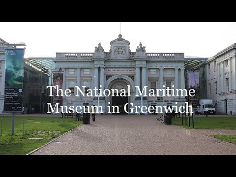 Review: The National Maritime Museum In Greenwich