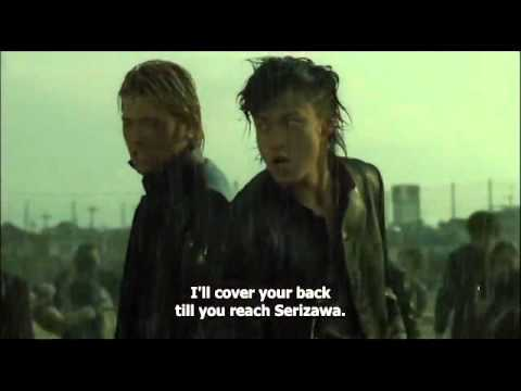 Crows Zero - I Wanna Change - Fight Scene Song