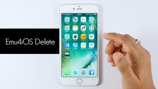 How to Delete Emu4iOS