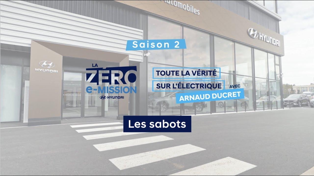 [LA ZERO E-MISSION SAISON 2] avec Arnaud Ducret - Episode 3 - Les Bornes