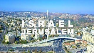 Jerusalem - the capital of Israel aerial drone video | יר�...