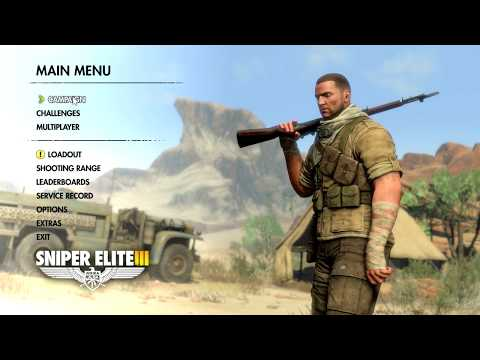 Sniper Elite 3 - Thowing grenades = NOT NICE! (Part 15) |