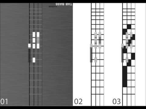 Grafting music diagram