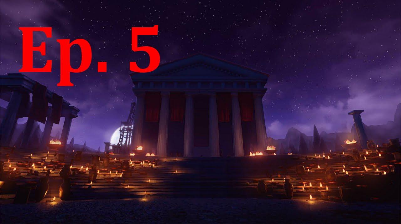 Download Medusa's Labyrinth: Ep. 5 - Crazy Ending!