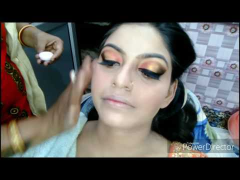 Real Bridal makeup.... (Hindi)