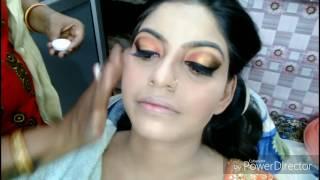 Real    Bridal makeup.... (Hindi)